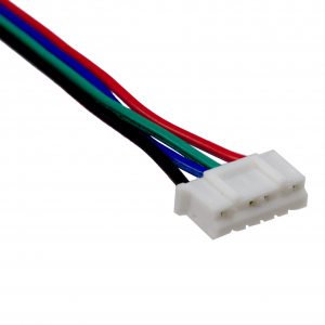 Connector Cable For Stepper Motor 100cm 4 Leads 3d